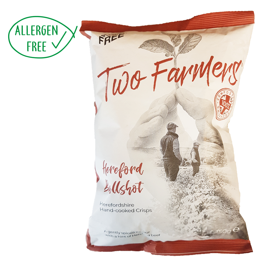 Two Farmers Crisps, Hereford Bullshot